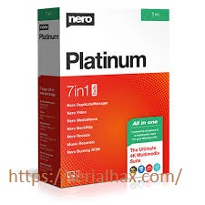 Nero Platinum Suite 2021 Crack