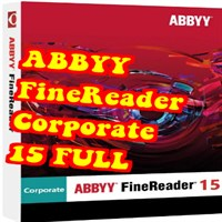 ABBYY FineReader Corporate 15