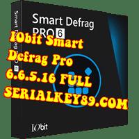 IObit Smart Defrag Pro 6.6.5.16