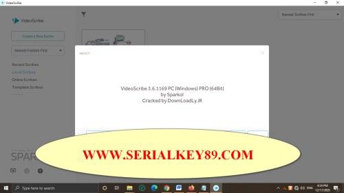 Sparkol Videoscribe Pro 3.6.1169
