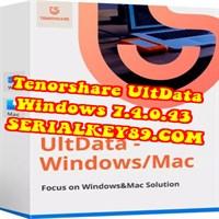 Tenorshare UltData Windows 7.4.0.43