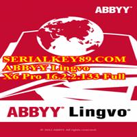 ABBYY Lingvo X6 Pro 16.2.2.133