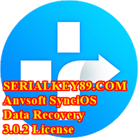 Anvsoft SynciOS Data Recovery 3.0.2