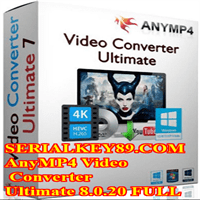 AnyMP4 Video Converter Ultimate 8.0.20