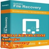 Auslogics File Recovery 9.5.0.1
