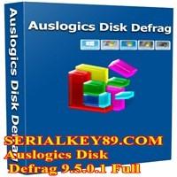 Auslogics Disk Defrag 9.5.0.1