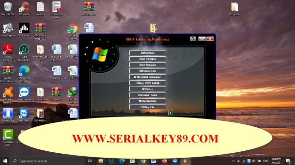 KMS Tools Portable 25.12.2020