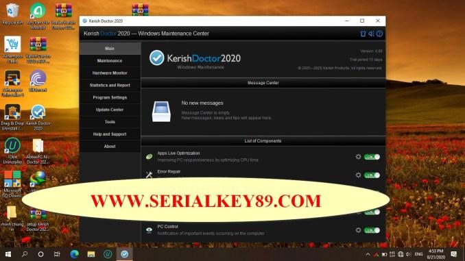 Kerish Doctor 2020 v4.80