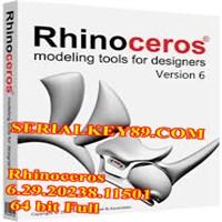 Rhinoceros 6.29.20238.11501 64 bit