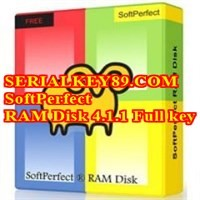 SoftPerfect RAM Disk 4.1.1