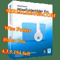 Wise Folder Hider Pro 4