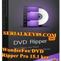 WonderFox DVD Ripper Pro 15.1