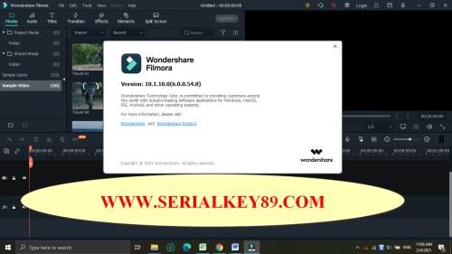 Wondershare Filmora X 10.1.10.0