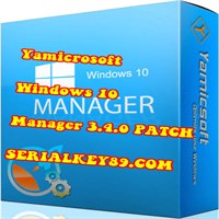 Yamicrosoft Windows 10 Manager 3.4.0