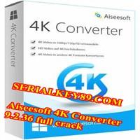 Aiseesoft 4K Converter 9.2.36