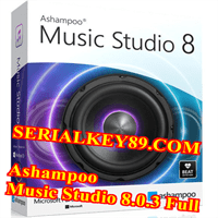 Ashampoo Music Studio 8.0.3 Full 103