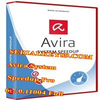 Avira System Speedup Pro 6.7.0.11004