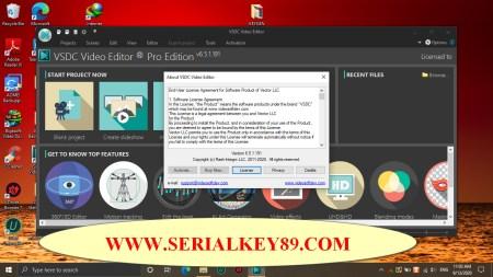 VSDC Video Editor Pro 6.5.1.191