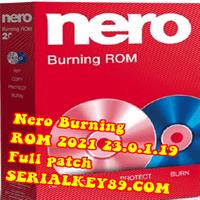 Nero Burning ROM 2021 23.0.1.19