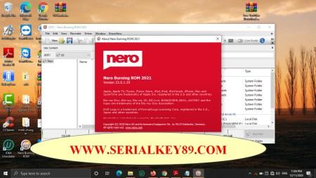 Nero Burning ROM 23.0.1.19