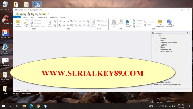 OkMap desktop 1.6.0.3