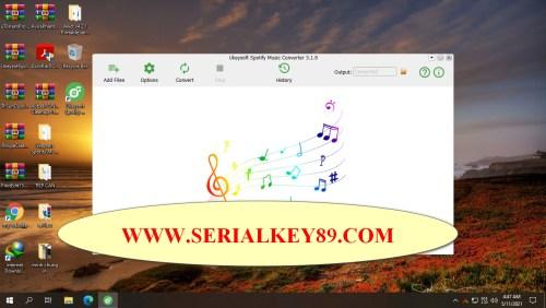 Ukeysoft Spotify Music Converter 3.1.9
