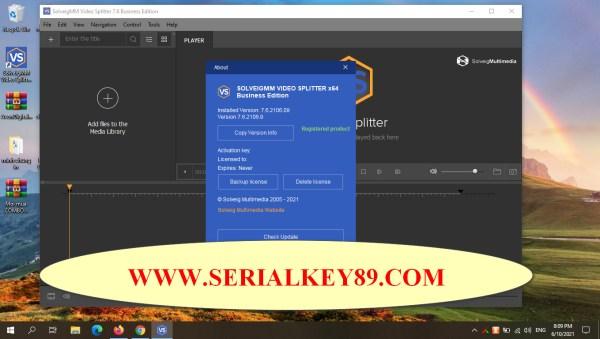 SolveigMM Video Splitter Business 7