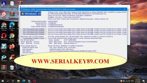 SIV System Information Viewer 5.60