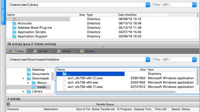 VanDyke SecureCRT and SecureFX 9.1.0.25790