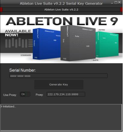 Ableton Live 9 Keygen