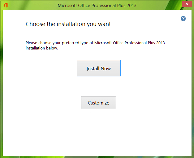 office 2013 executable location