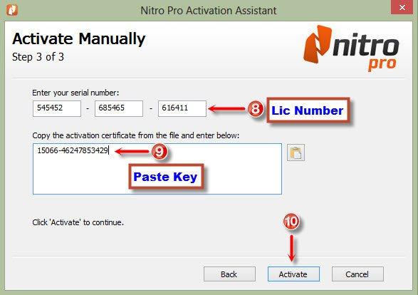 nitro pro 9 key generator free 2014