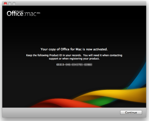 Office 2011 Mac Crack