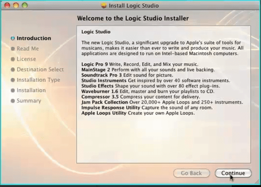 Logic Pro 9-10 X Download
