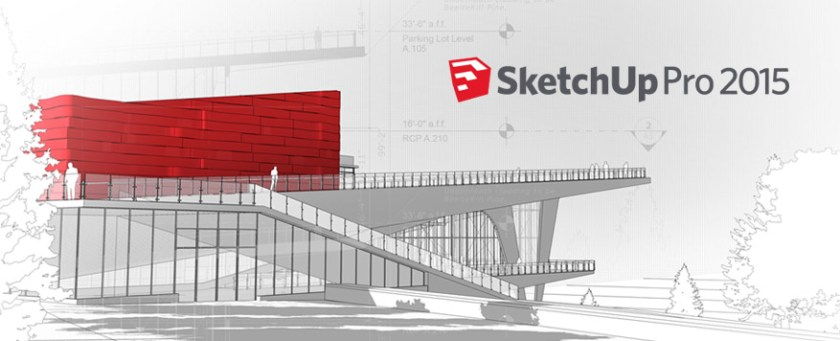 Sketchup Pro 2015 Crack Serial Key Free Download