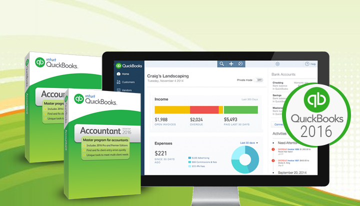 QuickBooks Pro 2016 Crack Serial Key Free Download - Serial