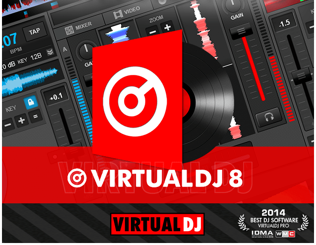 Virtual DJ Pro 8 Crack Keygen Free Download