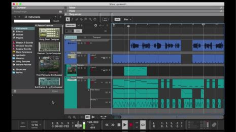 Propellerhead-Reason-9.1-Serial