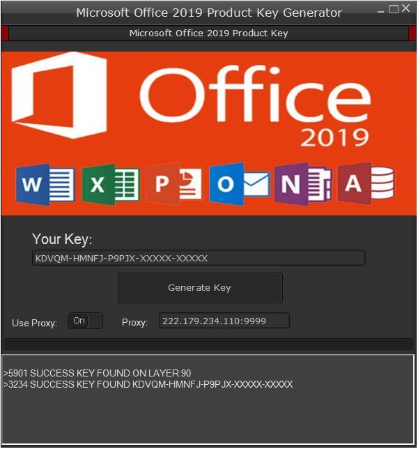 microsoft office key generator 2018