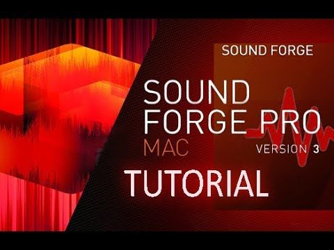 Magix Sound Forge Mac 3 Pro Crack Keygen Free Download 2019