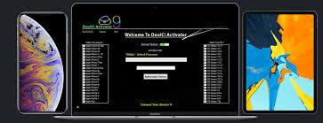 DoulCi Activator Icloud Unlocking Tool 2020