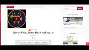 Movavi Video Editor Plus v15.1.0