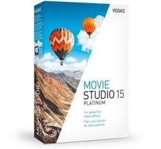 VEGAS Movie Studio Platinum Crack 15.0 Build 157