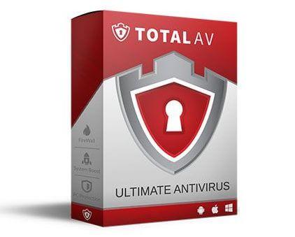 Total AV Antivirus 2019 Crack Serial Key