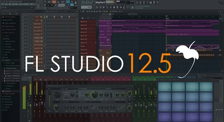 FL Studio 12 Crack Torrent + RegKey Cracked Full Version Free