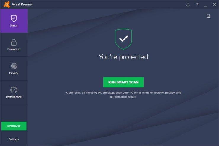 Avast Premier 19.8.4793 Crack + License Key 2020