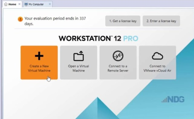 VMware Workstation Pro 15.5 License Key With Cracked