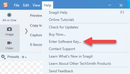 Snagit 21.0.2.7599 Crack Patch + License Key Full Download