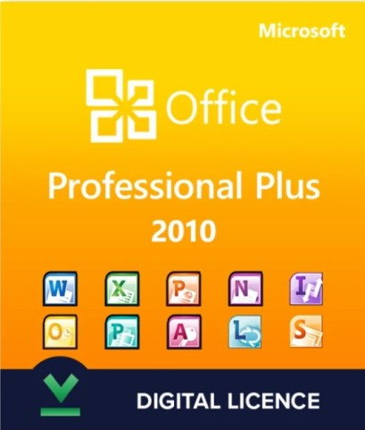 Microsoft Office 2010 Professional Plus Product Key 100% Working
