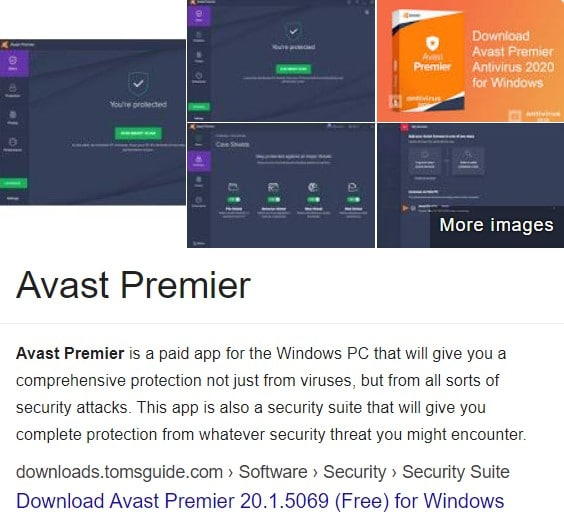 avast premier update file free download